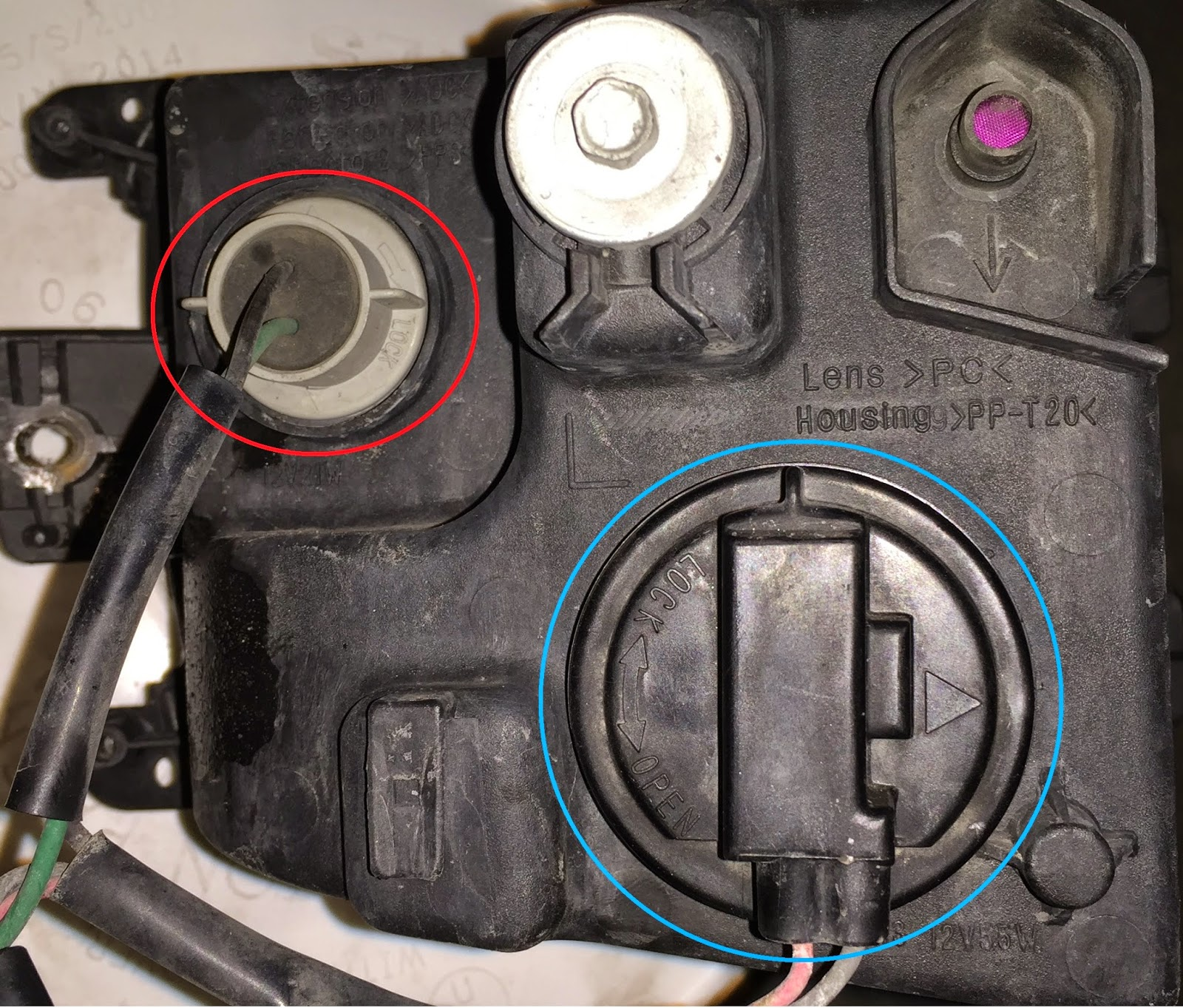PerfektAdrenalin DIY Infiniti QX4 Fog Turning Signal Bulb 200103 – Infiniti Qx4 Wiring