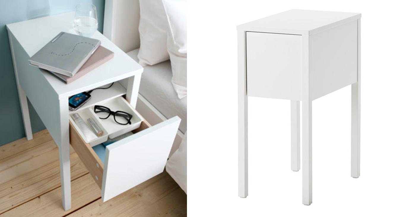 Slaapkamer Nachtkastjes Ikea : Ikea huisje voor later.. Emelinas