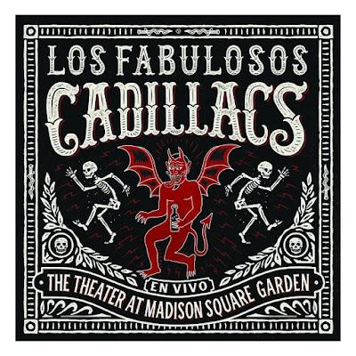 Los Fabulosos Cadillacs En Vivo Square Garden 2017 DVD R1 NTSC Latino