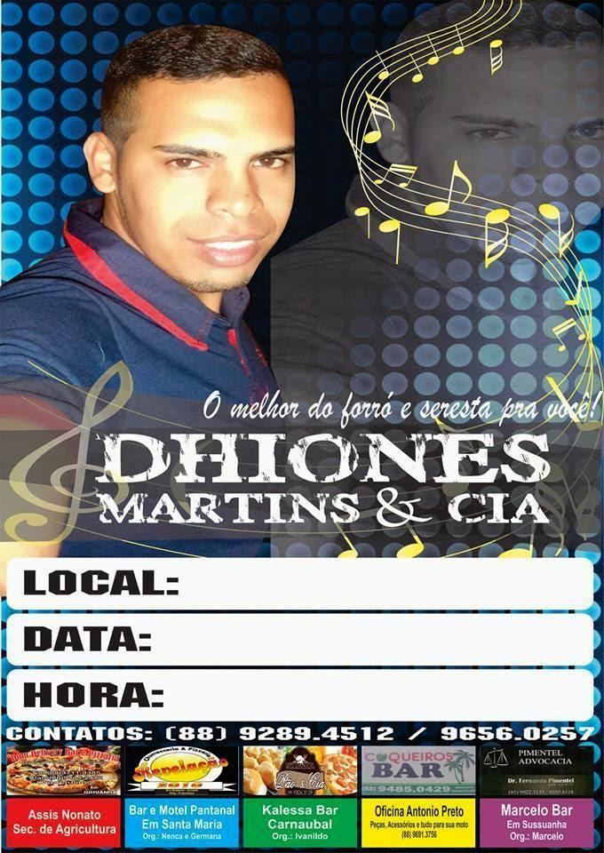 DHIONES MARTINS & CIA