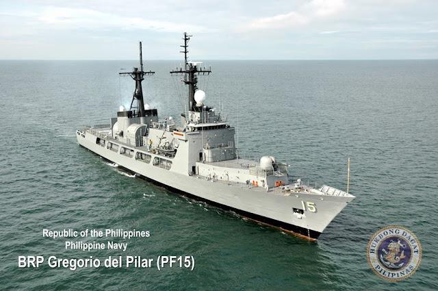 PF-15 Philippine Warship