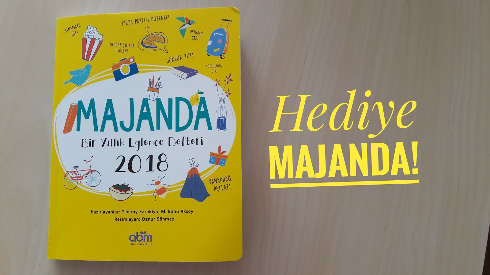 Hediye Majanda