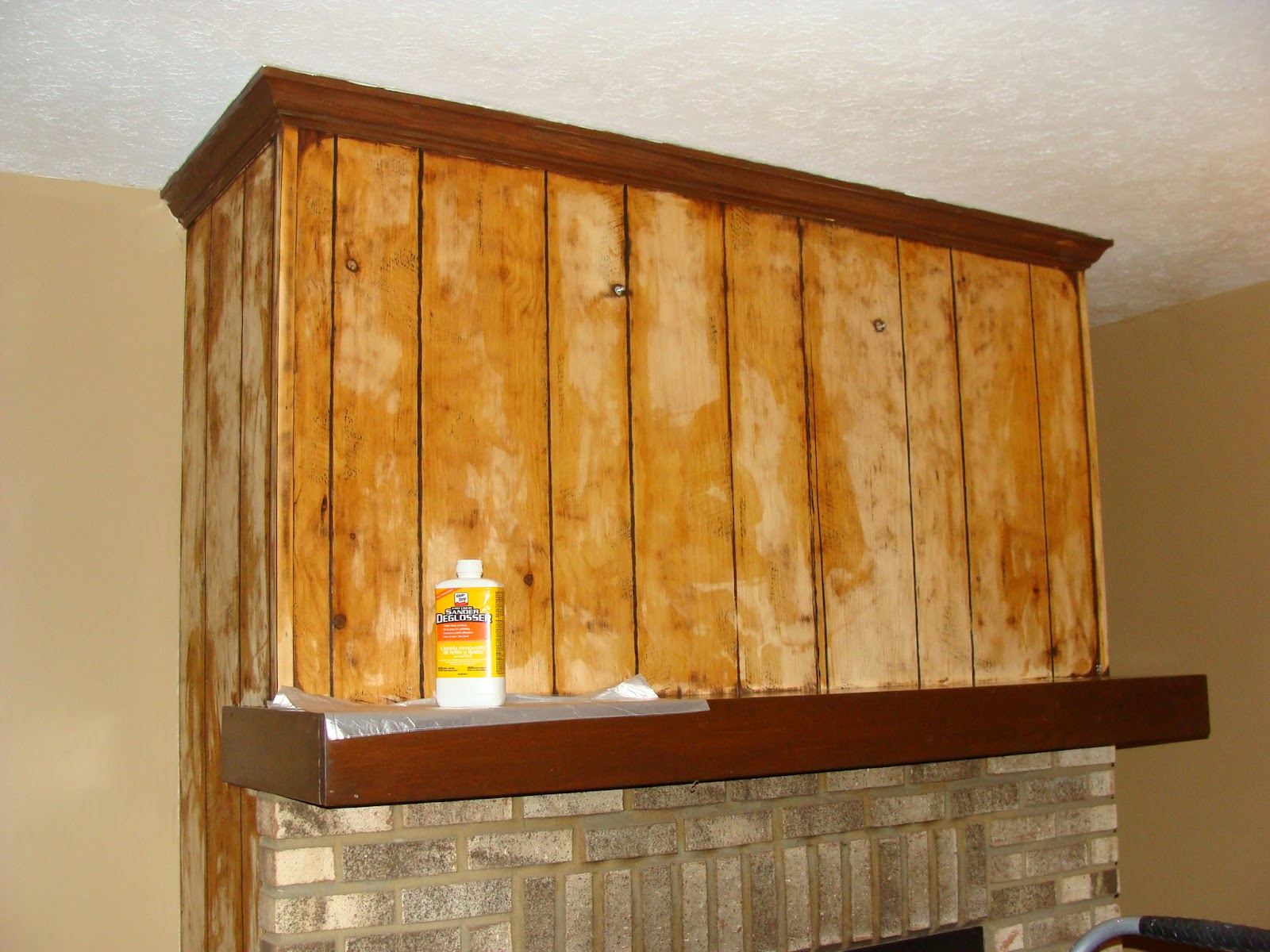 Wood Paneling Walls Makeover