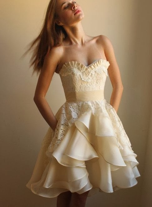 Lemon Color Marlowe Dress