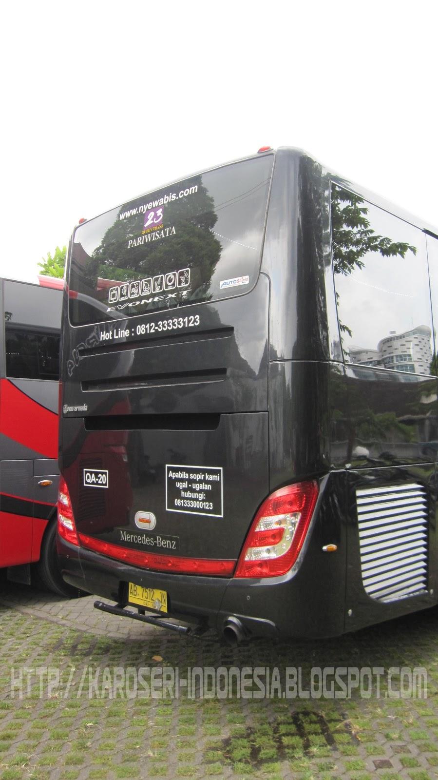 Jetbus Hd Adi Putro Vs Evonext New Armada Terbaru | Share The Knownledge