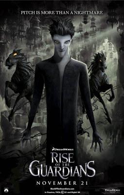 Póster El origen de los guardianes sombra