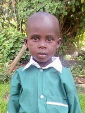 Joshua - Uganda (UG-575), Age 5