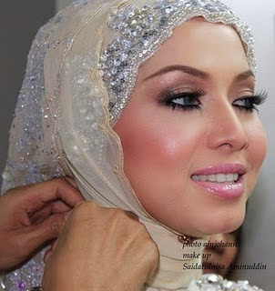 wedding - tudung nikah (part1)