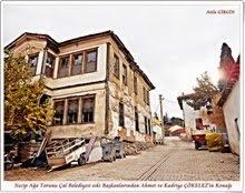 NECİP BEY ve Torunu Ahmet ÇÖKELEZ Konağı - f