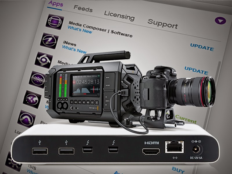 Video tool announcements at NAB 2014.