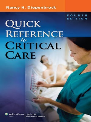 Quick Reference to Critical Care - 1001 Ebook - Free Ebook Download
