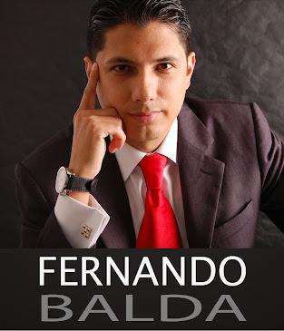 Fernándo Balda- ECUADOR