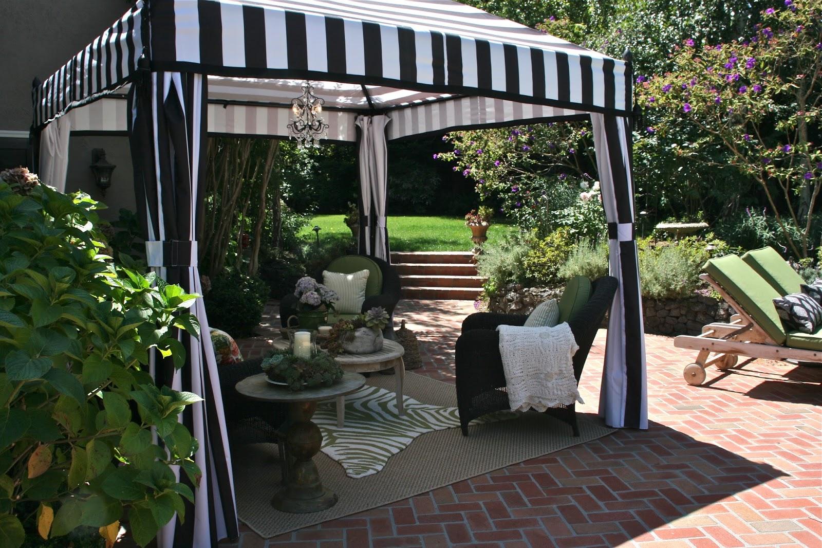 vignette design the portofino pavilion a dream come true