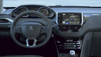 nouveau crossover urbain Peugeot 2008