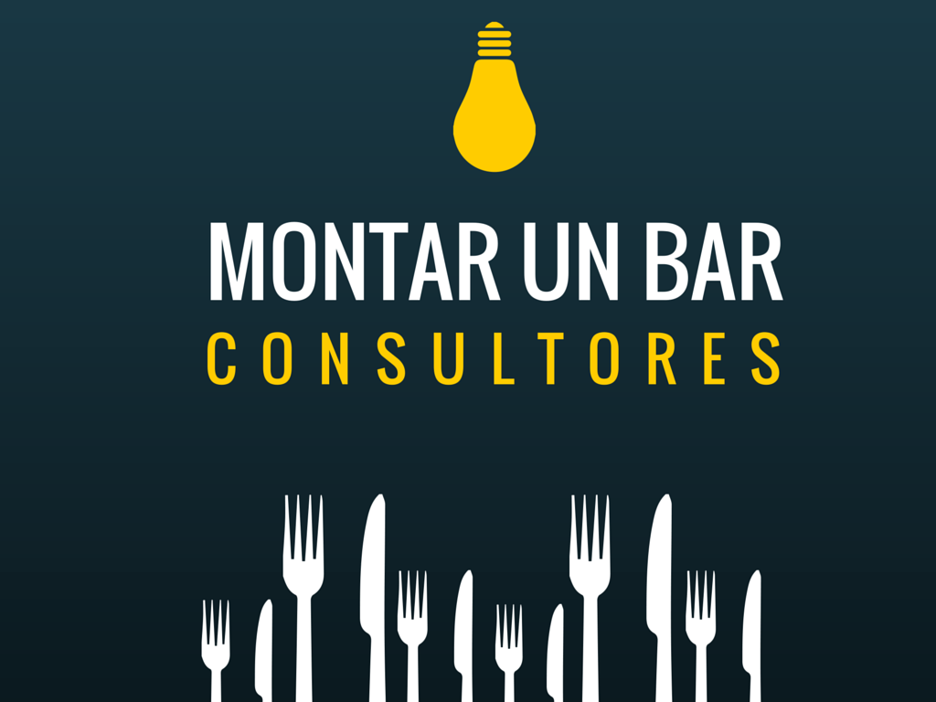 Montar un bar y sobrevivir montar un bar consultores - Presupuesto para montar un bar ...