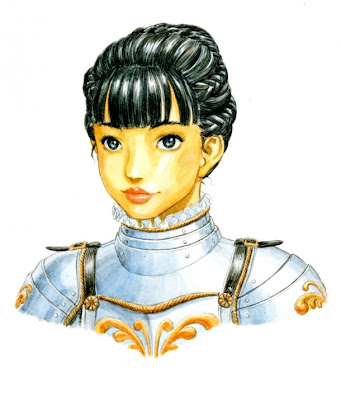 Kentaro Miura Berserk Clara de Porras