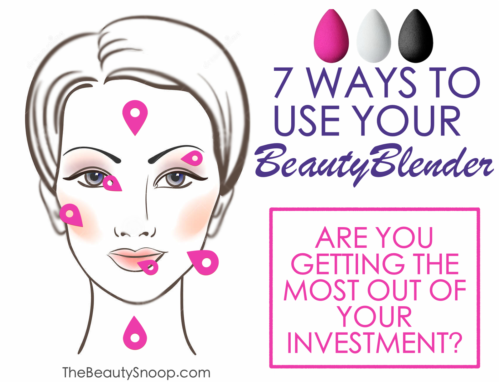 a guide to using your beauty blender for maximum results