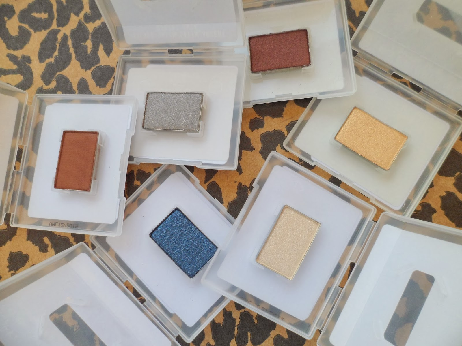 Sombras Marykay