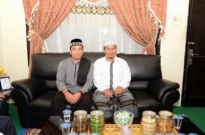 Bersama dengan Abi Zahrul, Wadir I MUDI.
