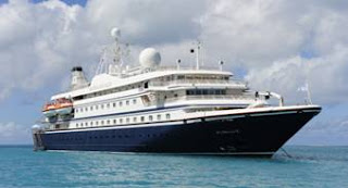 SeaDream Yacht Cruises Sails to Asia in 2013 onboard the SeaDream II