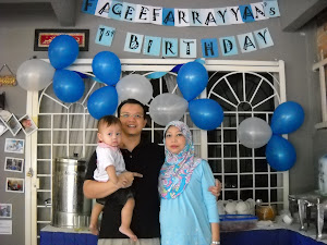Rayyan's 1st Birthday