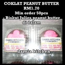 Coklat Peanut Butter
