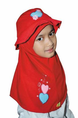 Model Busana Muslim Anak-anak Modern Terbaru