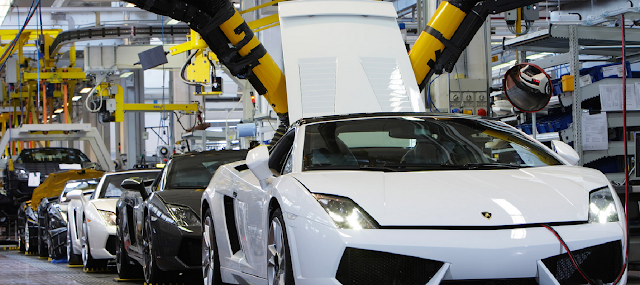 Once A Lamborghini Is Completed, Each Car Has To Go Through 3 Rounds Of  Testing Before It Is Delivered To Its New Owner To Ensure Safety And  Precision.