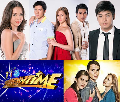 ABS-CBn shows dominate holiday viewing (August 20-21, 2012) according to the nationwide survey of Kantar Media/TNS