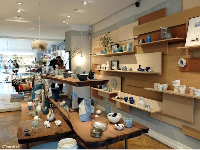Deigner Zoo design creation atelier Design concept Store à Copenhague