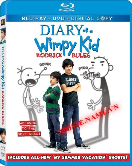 Diary of a Wimpy Kid 2 Rodrick Rules 2011 - 720p Vietsub [MF]