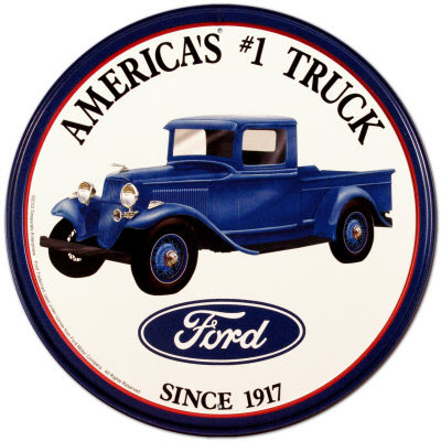 Ford Trucks Logo