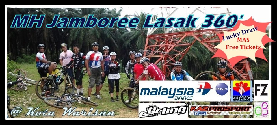 MH Jamboree Lasak 360@Kota Warisan