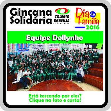GINCANA SOLIDÁRIA - COLÉGIO BRASILIA