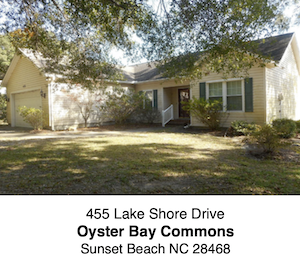Oyster Bay Commons / Sunset Beach