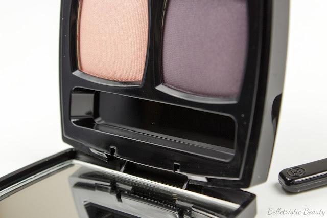 Chanel Rose Majeur 70 Ombres Contraste Duo Eyeshadow Duo in studio lighting