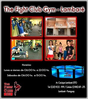 The Fight Club Gym