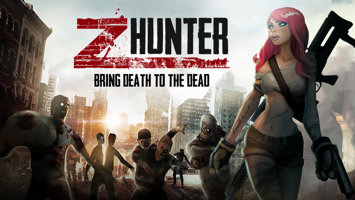 Z Hunter – War Of The Dead Hile