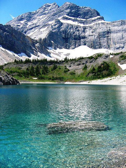 Galatea Lake Alberta canada