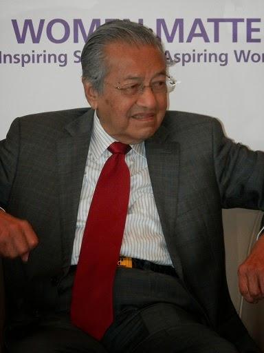 Tun Dr Mahathir Mohamed