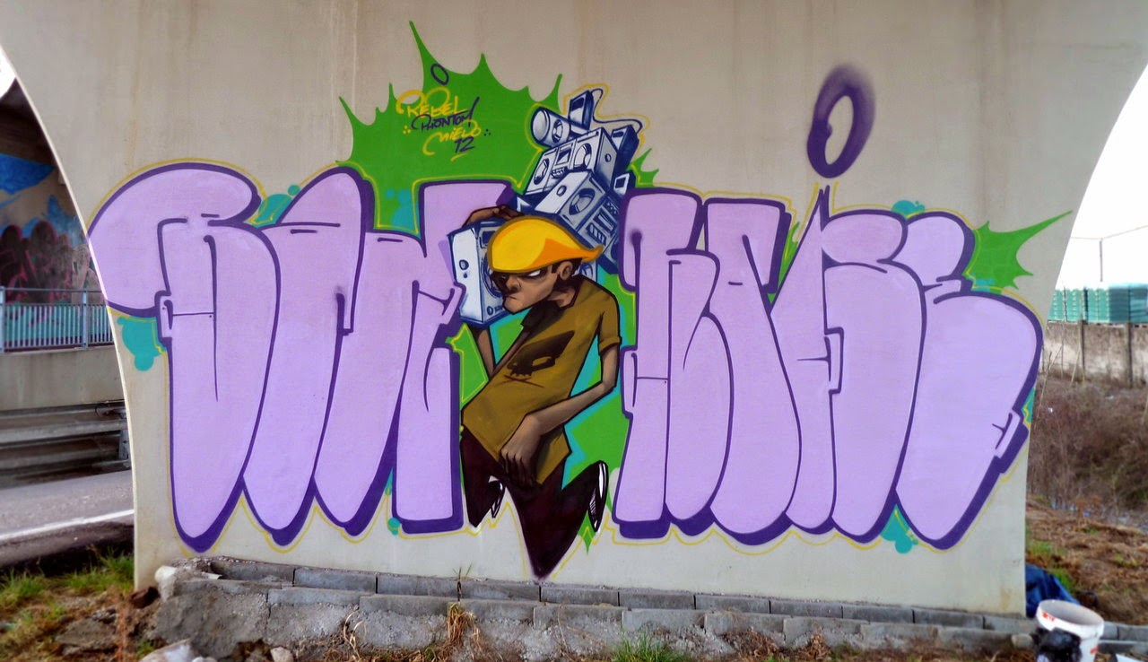 Miedo12 06 hip hop graffiti spain