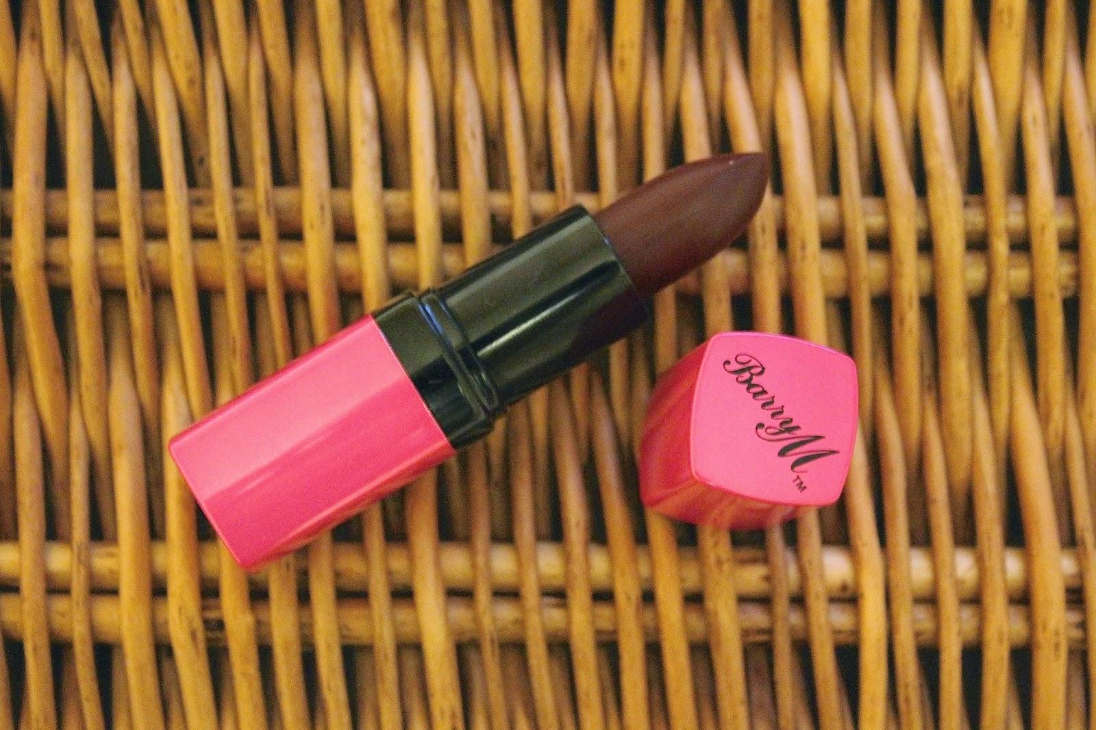 barry m lipstick