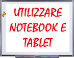UTILIZZARE NOTEBOOK E TABLET