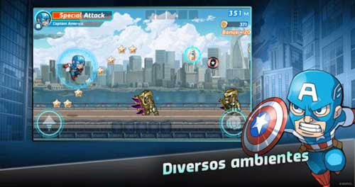 Download Marvel Run Jump Smash