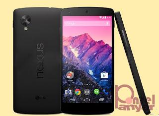 LG Google Nexus 5, HP Android KitKat Pertama