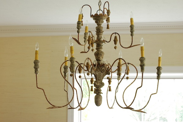 Sweet chaos home easy chandelier update easy chandelier update aloadofball Image collections