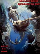 Mitologia Griega: Divinidades del Mar