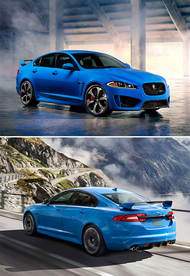 New Jaguar XFR-S | 2014 Jaguar XFR-S | Jaguar XFR-S Concept | Concept car