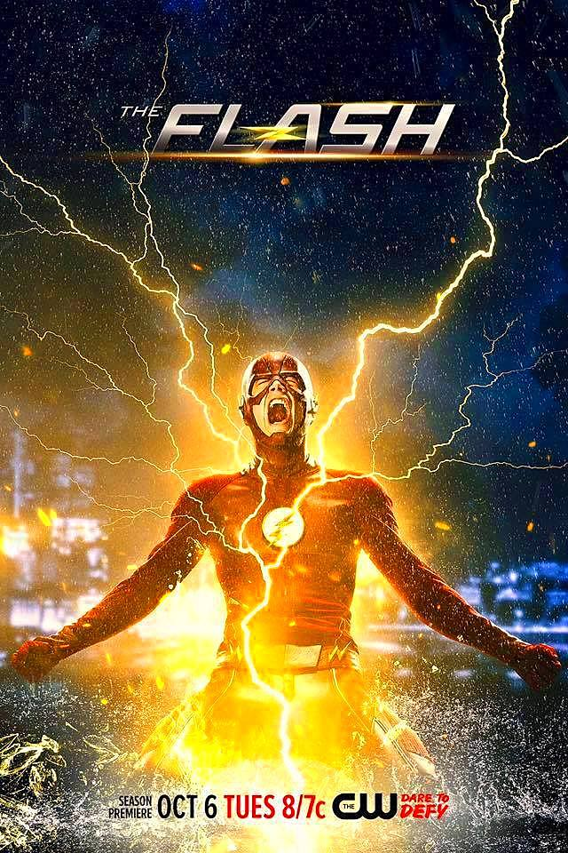 """THE FLASH"""