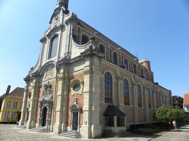Sint Margaretha kerk Lier